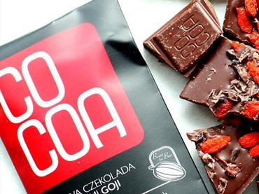 Zdrowa czekolada z Polski